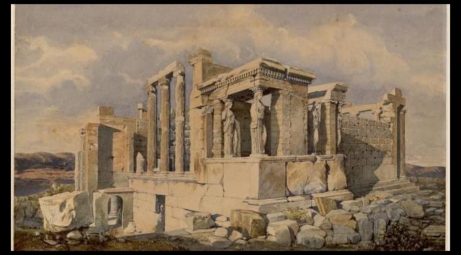 Menu philhellénique ou comment se nourrir de Grèce