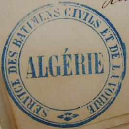 Du Service des Travaux coloniaux au Service des bâtiments civils (1843-1846)
